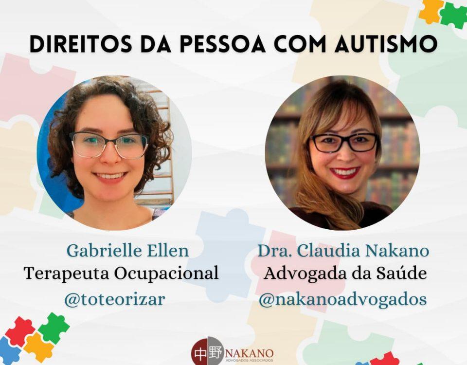 Direitos da pessoa com Autismo